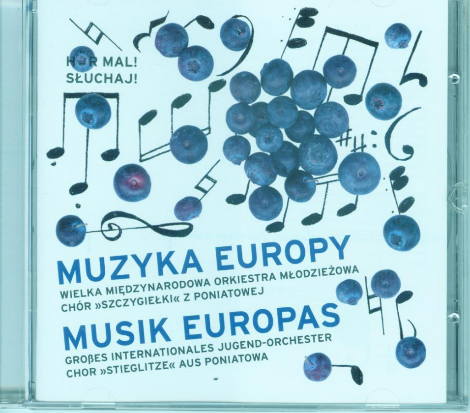 Muzyka Europy/ Musik Europa – CD