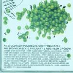 Polsko–Niemieckie projekty z udziałem chórów - CD