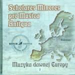 Muzyka Dawnej Europy - CD